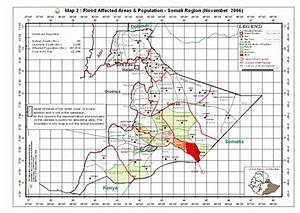 Ethiopia: Flood affected areas & population - Somali ...
