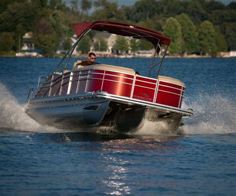 Best Pontoon Boats Under 25 Feet by Pontoon Boats By Bennington