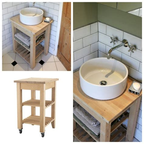 une salle de bain ikea hacks ikea hack ikea hackers and decoration