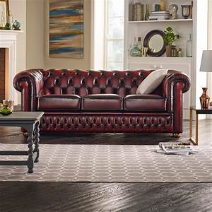 Sofas Couches : buy a 3 seater chesterfield sofa at sofas by saxon ~ Markanthonyermac.com Haus und Dekorationen