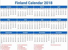 Tulostettava kalenteri 2018 2019 2018 Calendar Printable