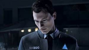 Connor Leapt for Emma and Fell Full Path , Detroit Become ...