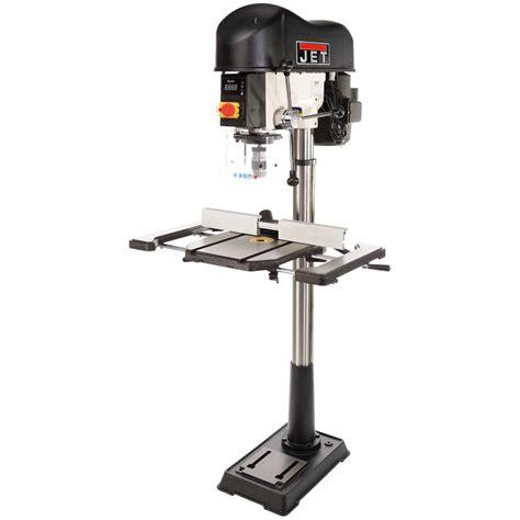 jet variable speed floor mount drill press drill presses