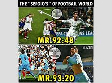 Need Important Goal in Dying Minutes? Call Sergio Then