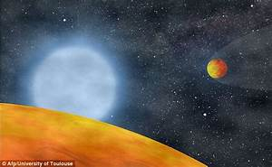 Burned-out planets found that provide vision of Earth's ...