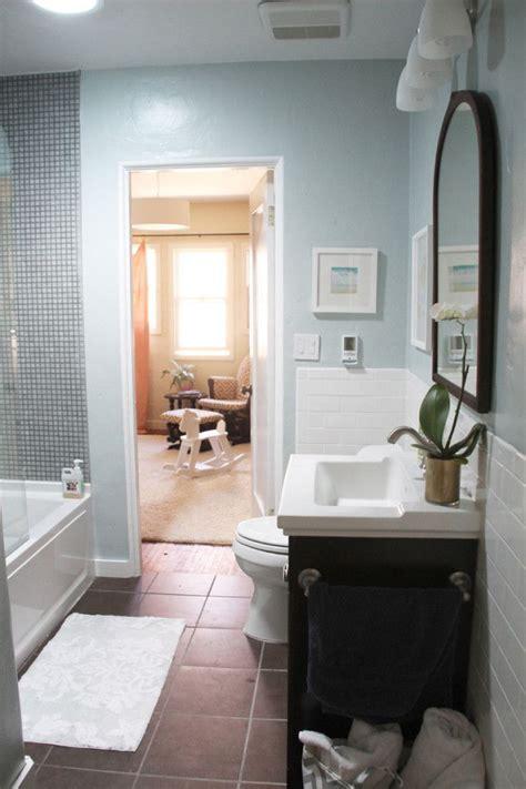 Light Blue And Black Bathroom  Decorating Ideas  Pinterest