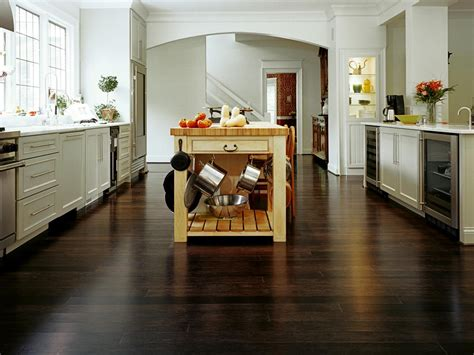An Easy Guide To Kitchen Flooring Monochrome Living Room Decorating Ideas Dining Furniture Outlet In Grey Simple Designs Thomasville Indian For Decor Spa