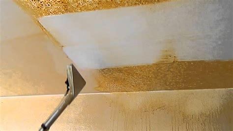 nettoyage plafond