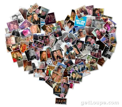 Download Heart Shaped Collage Maker