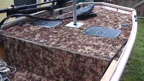 Gator Tail Vs Gator Trax Boats by Hydroturf Installed In Duracraft Jon Boat Gatortrax