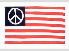 Buy USA PEACE Flag 3x5 ft 90x150 cm RoyalFlags