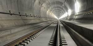World's Largest Tunnel Opens in Switzerland