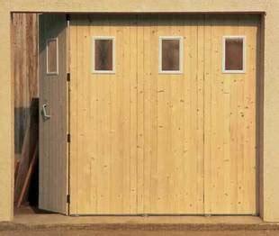 les portes de garage sectionnelles lat 233 rales refoulement lat 233 ral comptoir des bois