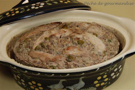 terrine de faisan 224 la moutarde et aux pistaches p 233 ch 233 de gourmandise