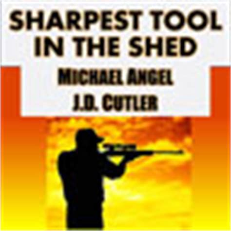 sharpest tool in the shed audiobook by j d