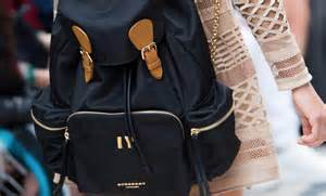 Burberry?s Hi Fashion Backpack Is Celebrity Favorite   Pursuitist