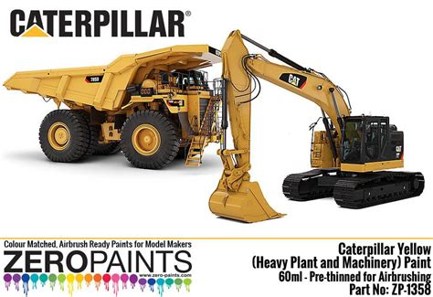 Caterpillar Yellow (heavy Plant And Machinery) Paint 60ml Teal And Brown Living Room Decor High Dining Tables Sets Modern Country Style Seating For Small Family Friendly Ideas City Furniture Set Danish Jessica Mcclintock