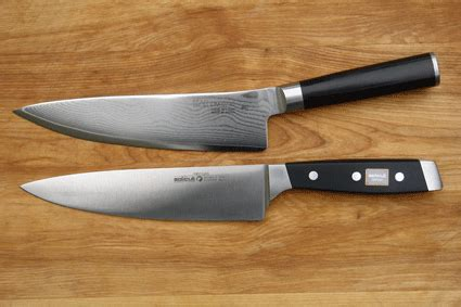 Kershaw's New 'angle' For Chefs  Kitchen Knife Review