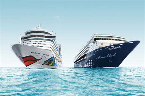 AIDA oder Mein Schiff  Ein Vergleich  Kreuzfahrt Zeitung