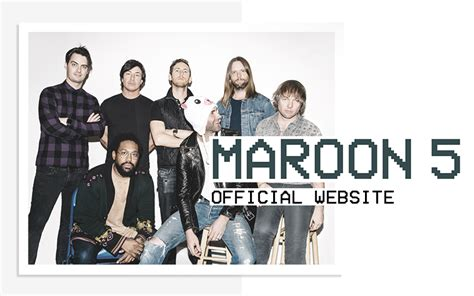 Maroon 5 Photos Wallpapers 2012