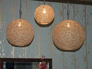 Kronleuchter Mit Lampenschirm : lampe selber machen 30 einmalige ideen ~ Markanthonyermac.com Haus und Dekorationen