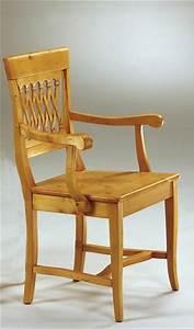 Massivholz Stuhl Mit Armlehne : armlehnstuhl kramsach stuhl mit armlehne fichte massiv lackiert ~ Markanthonyermac.com Haus und Dekorationen