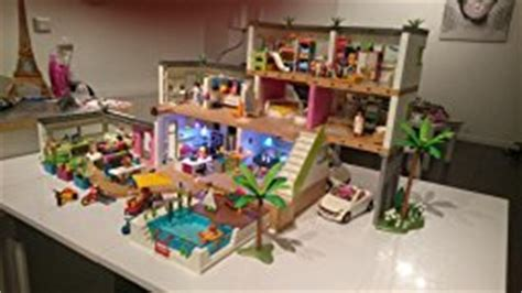 playmobil 5574 villa moderne fr jeux et jouets playmobil playmobil