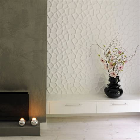 3d wall coverings to add an dimension to your walls