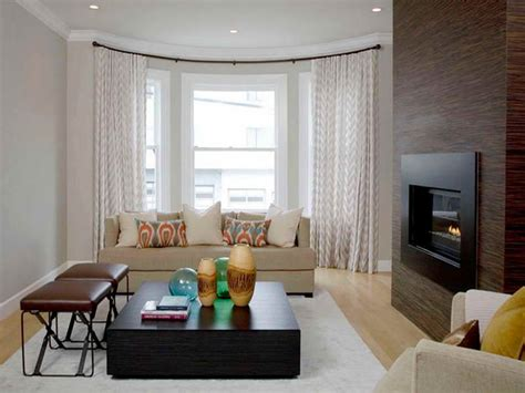 door windows contemporary curtains for bay windows in living room best curtains for bay