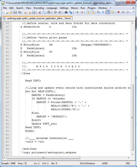 RPG4 is not a new Rocket Propelled Grenade   IBM i RPG Programmer