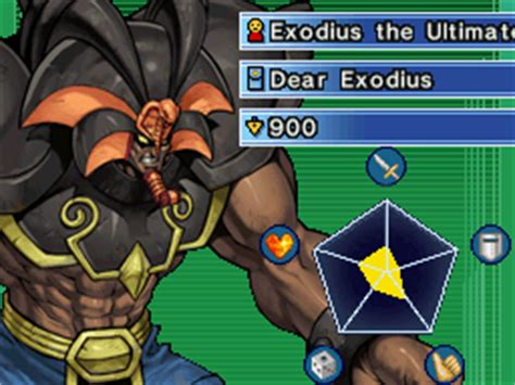 exodius the ultimate forbidden lord character yu gi oh