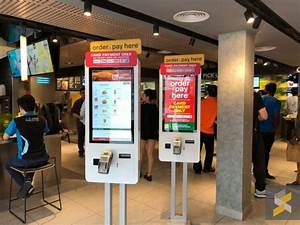 McDonalds rolls out self service kiosks in Malaysia ...