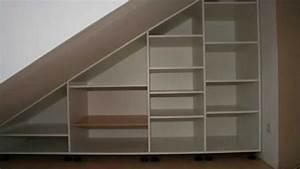 Schrank Bauen Dachschräge : schrank unter dachschr ge youtube ~ Markanthonyermac.com Haus und Dekorationen