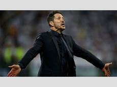 Atletico boss Diego Simeone says Real Madrid 'were better