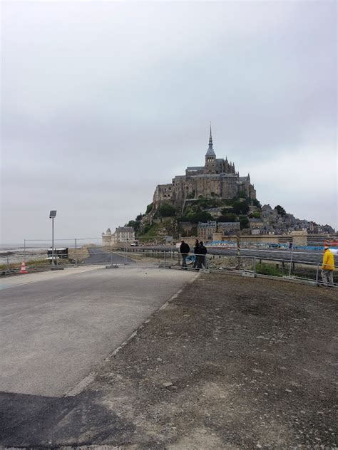 panoramio photo of mont st michel op 09062013 parking