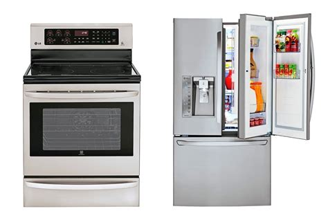 High-tech Hits Home With Smarter Kitchen Appliances And