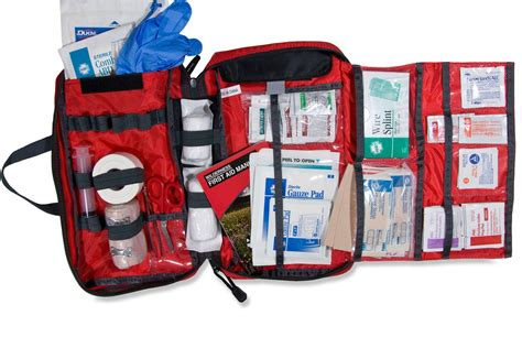 7 Best Bug Out Bag First Aid Kit 2018