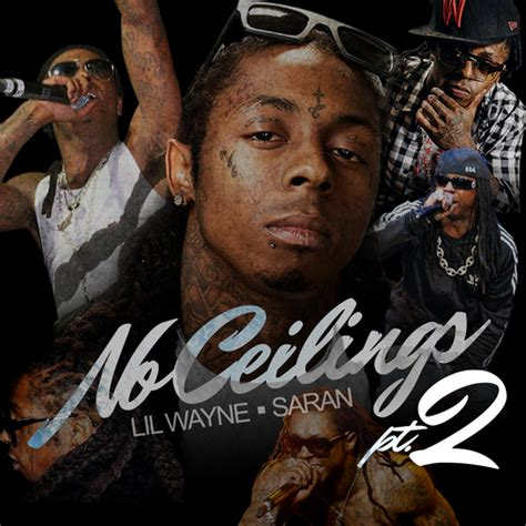 lil wayne no ceilings pt 2 mixtape