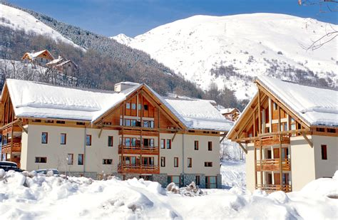 les chalets du galibier valloire ski apartments peak retreats