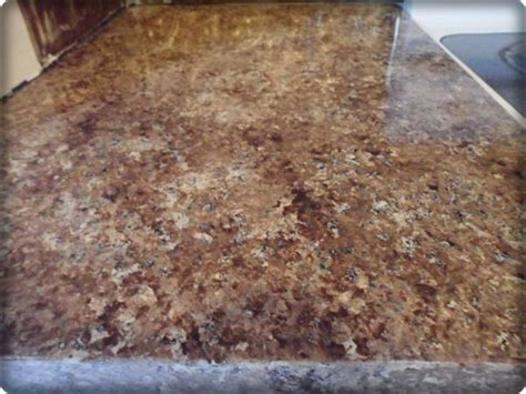 How To Paint Your Countertops To Look Like Granite Giani