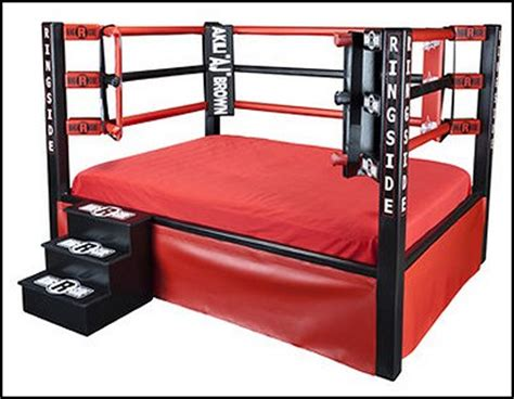 Boy Rooms On Pinterest  Wwe Bedroom, Hockey Bedroom And Wwe