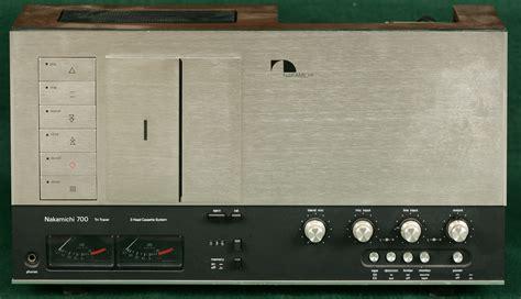 nakamichi model 700 tri