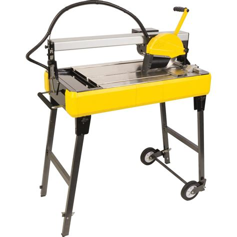 qep 1 hp bridge tile saw 83200q the home depot