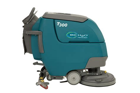 tennant t300 and t300e walk floor scrubbers 5