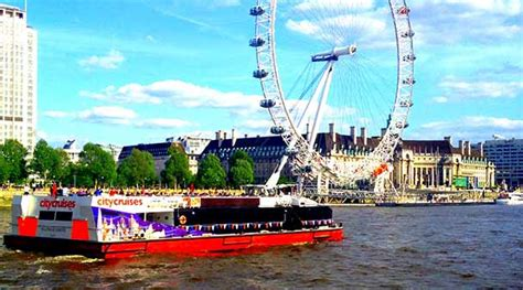 Boat Trip From Tower Of London To Greenwich by Boat Trips On The Thames And Nearby Landmarks