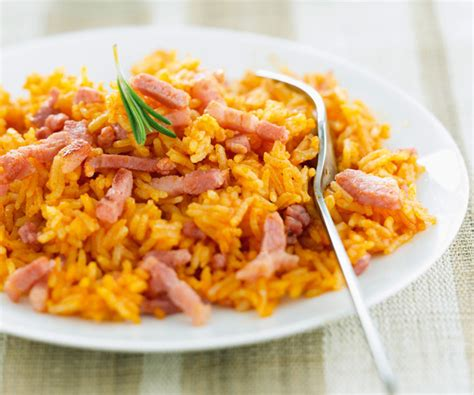 riz gourmand 224 la sauce tomate et au jambon