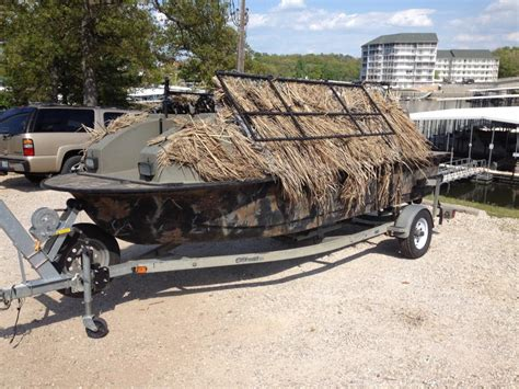 Purchase Boats Online by Used 2000 Outlaw Duck Boat Four Seater Transaction Price
