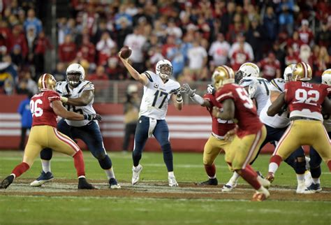Chargers Offensive Line Steps Up Despite Injuries