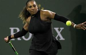 Serena Williams wins 1st match in comeback at Indian Wells ...