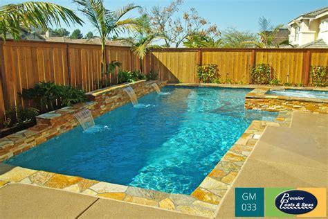 Pool : Geometric Swimming Pools Premier Pools & Spas